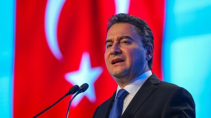 Babacan'dan Erdoğan'a 'Avrupa' göndermesi: Biraz yavaş